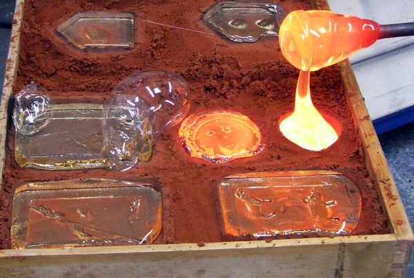 History of glassblowing