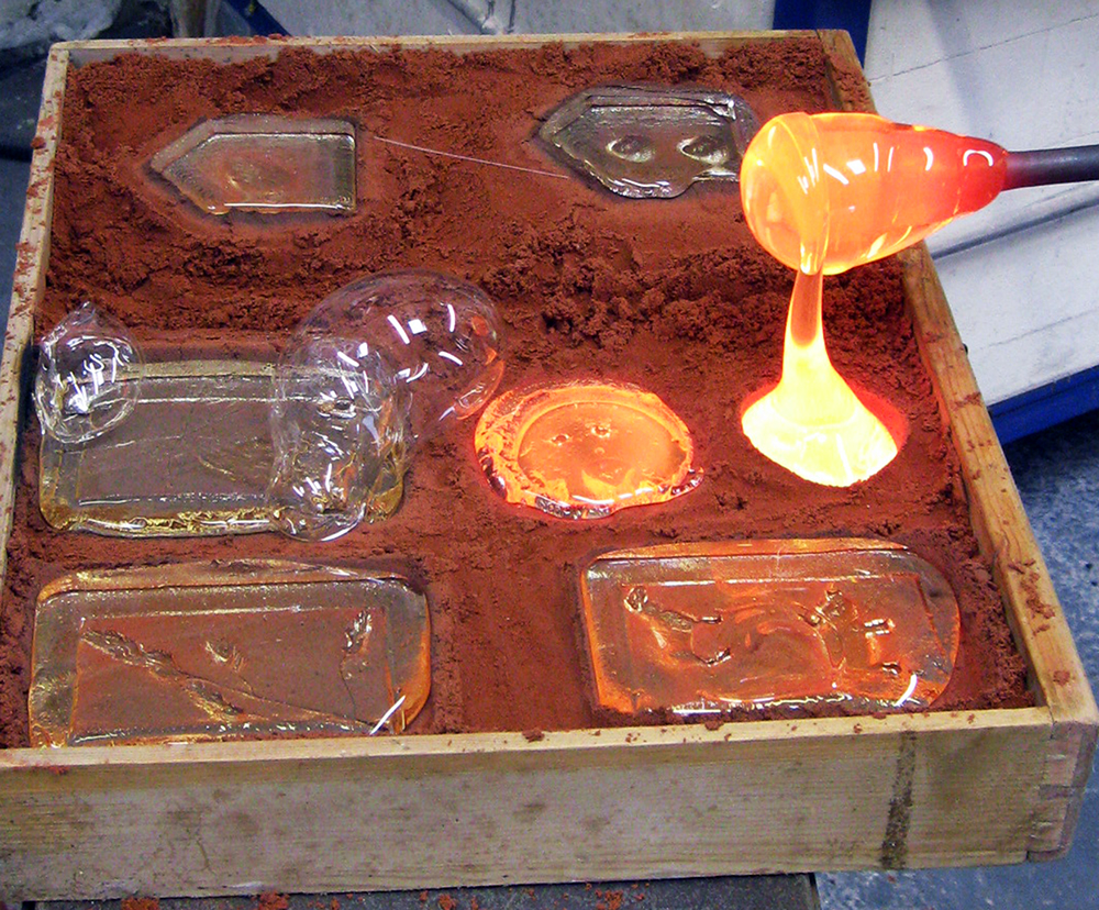 A Brief History of Glassblowing
