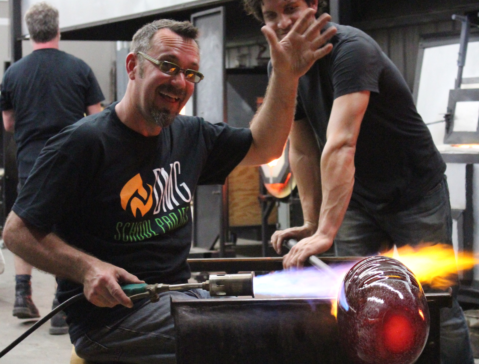 Glass Art Universe Is Coming To St. Pete March 28-30